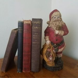Vintage Christmas Ceramic Santa Claus gifts